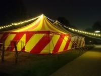 Musikalischer Zirkus-Finale